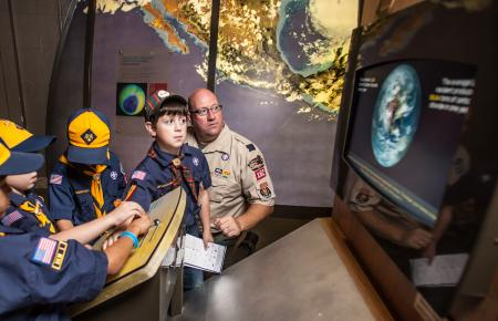 Changing Earth at The Franklin Institute